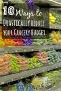 10 ways to lower your grocery budget #motownmom