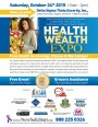 2015 SAFE's Health & Wealth Expo  @mskalyn #Detroit #domesticviolence #abuse #Survivors
