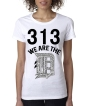 "Everything Detroit celebrates anniversary on #Detroit Day (3-13) w/""We are the D"" shirts via @everythingdet #MotownMom"