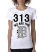 "Everything Detroit celebrates anniversary on #Detroit Day (3-13) w/""We are the D"" shirts via @everythingdet#MotownMom"